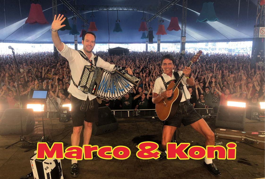 Koni und Marco